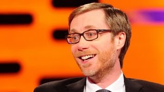 Download Stephen Merchant in Blockbusters - The Graham Norton Show - Series 12 Episode 13 Preview - BBC One Video
