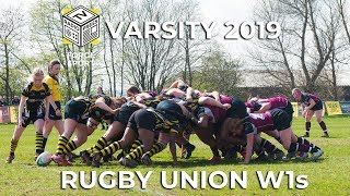 Download Varsity 2019 LIVE: Women's Rugby Union 1s Video