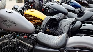 Download Harley Davidson Sportster Riding in Essex - ″The only way is Essex″ Video