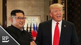 Download Historisches Treffen zwischen Donald Trump und Kim Jong Un Video