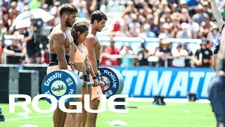 Download Rogue Iron Game - Ep. 15 / Big Chipper - Team Event 7 - 2019 Reebok CrossFit Games Video