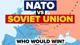 Download NATO vs Soviet Union - Who Would Win? Military / Army Comparison Video