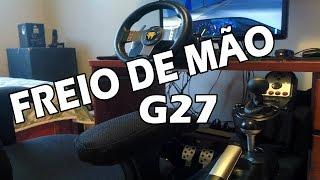 Download Mod freio de mão G27 + Suporte de câmbio + Meu PC Video