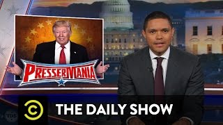 Download Processing Trump's Press Conference: The Daily Show Video