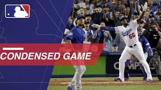 Download Condensed Game: NLCS Gm1 10/14/17 Video