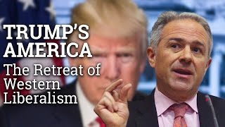 Download The Retreat of Western Liberalism | Edward Luce | Trump's America (2017) Video