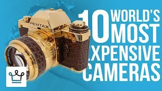 Download Top 10 Most Expensive Cameras In The World Video