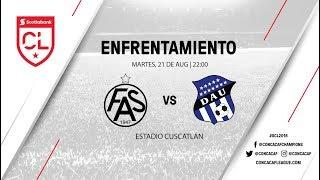 Download SCL2018 | CD FAS vs Deportivo Arabe Unido Video