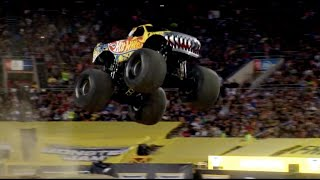 Download Team Hot Wheels (Scott Buetow) Freestyle Monster Jam World Finals 2016 Video