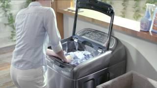 Download Samsung Active Dual Wash Washing Machine Video