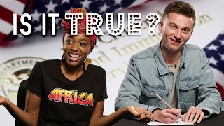 Download Most Americans Can't Pass Citizenship Test   Is It True? Video