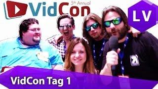 Download Oh look, German YouTubers! VidCon 2014 Tag 1 Video