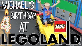 Download Michael's 4th Birthday Party at LEGOLAND!! Video