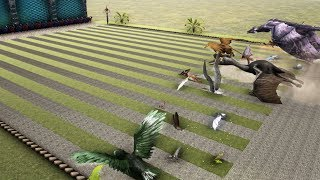 Download ARK's fastest FLYING Creature - RACE with all flying Creatures in ARK || Cantex Video