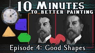 Download Good Shapes - 10 Minutes To Better Painting - Episode 4 Video