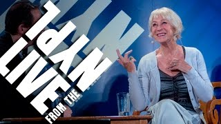 Download Shakespeare's like riding a stallion: Helen Mirren | LIVE from the NYPL Video
