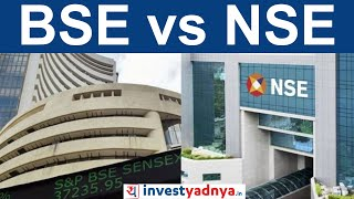 Download NSE vs BSE in India | Difference between SENSEX and Nifty | Share Market Basics for Beginners Video