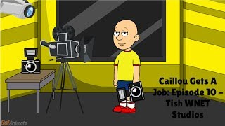 Download Caillou Gets A Job: Episode 10 - Tisch WNET Studios Video