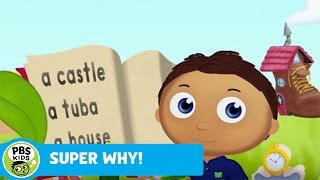 Download SUPER WHY! Whyatt Becomes Super Why | PBS KIDS Video