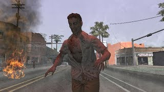 Download GTA San Andreas Loquendo    Apocalipsis Zombie (La Película) Video