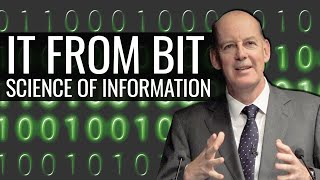 Download It from Bit: The Science of Information Video