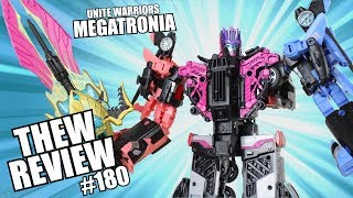Download Unite Warriors UW-EX Megatronia: Thew's Awesome Transformers Reviews #180 Video