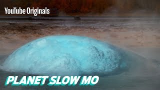 Download Iceland's Geyser in 4k Slow Mo Video