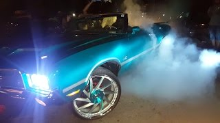 Download Veltboy314 - Vert 442 On 26″s & ZL1 Box On 26″s Burnouts - Naptown Circle City Classic Weekend 2016 Video