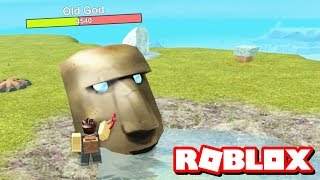 Download DEFEATING THE OLD GOD!! | Roblox Booga Booga Video