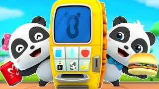 Download Máy bán hàng tự động ma thuật   Biệt đội siêu cứu hộ   Kiki khám bệnh  Hoạt hình thiếu nhi   BabyBus Video