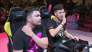Download CEO 2017 KOF14 Grand Finals - DOUYU X QANBA XIAOHAI vs ARCADESHOCK REYNALD Video