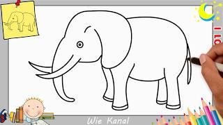 Eichhornchen Zeichnen Lernen Einfach Schritt Fur Schritt Fur