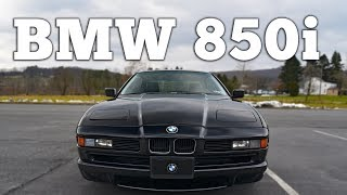 Download 1991 BMW 850i V12: Regular Car Reviews Video