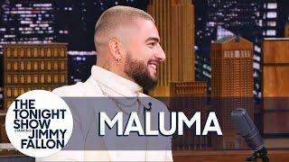 Download Maluma Enlists Jimmy to Help Him Collaborate with Justin Timberlake Video