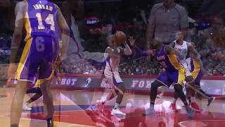 Download Clippers vs. Lakers Full Highlights | 1/14/17 Video