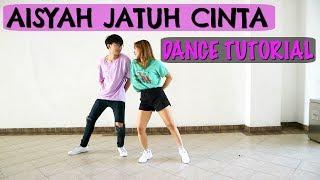 Download [CHALLENGE & GIVEAWAY!] AISYAH JATUH CINTA DANCE TUTORIAL MIRROR   Natya & Rendy Video