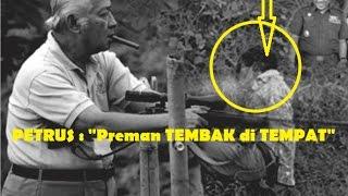 Download ″PETRUS″ Sniper Misterius PAHLAWAN di ERA Presiden Suharto.Benarkah MILITER TNI Indonesia Terlibat? Video