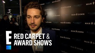 Download What It's Really Like Working With Shia LaBeouf | E! Live from the Red Carpet Video