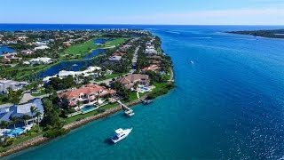 Download Sunny Waterfront Home in Stuart, Florida Video