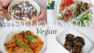 Download What I Eat in a Day #16 (Vegan/Plant-based) | JessBeautician Video