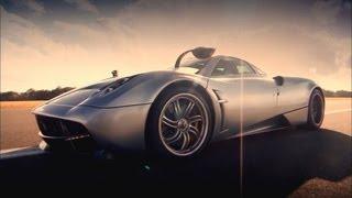 Download Pagani Huayra | Richard Hammond reviews | Top Gear Series 19 | BBC Video