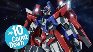Download Top 10 Mechs in Anime Video