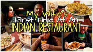 Download My Wife Tries An Indian Restaurant Video