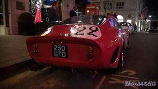Download Ferrari 250 GTO - Startup and Overview on street! Nick Mason from Pink Floyd Video
