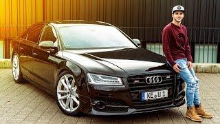 Download AUDI S8 705 PS   Harry's Reisemaschine!   Daniel Abt Video