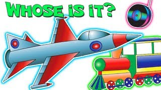 Download ″Whose is it?″ - Teach It's mine, It's yours, Ownership ESL English Lesson Video
