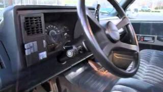 Download 1991 Chevrolet Silverado Start Up, Exhaust, and In Depth Tour Video