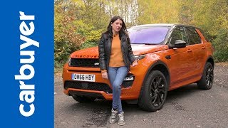 Download Land Rover Discovery Sport –Is it top of the family SUV tree? – Carbuyer Video
