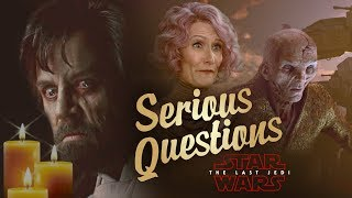 Download Serious Questions - Star Wars: The Last Jedi Video