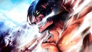 Download Eren's Rampage - Attack on Titan (English Dub with JAPANESE ROAR) Video